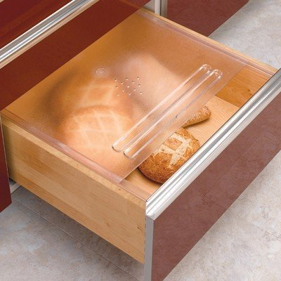 Rev A Shelf Rsbdc.200.20 16-.75 In. X 21-.75 In. Bread Drawer Covers - Translucent