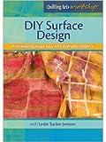 Diy Surface Design Printmaking Ma [USA] [DVD]
