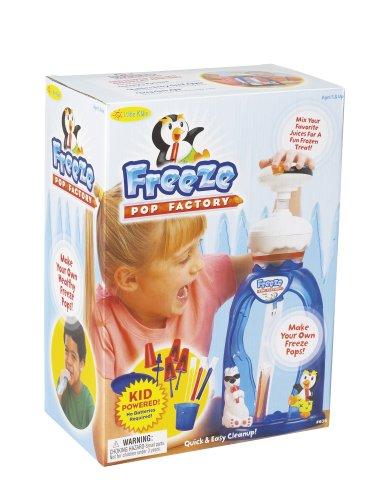 Freezer Bags Little Kids Freeze Pop Factory