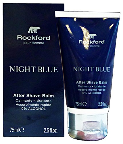 ROCKFORD Dopo Barba NIGHT BLUE BALM 75 Ml. Prodotti per Barba