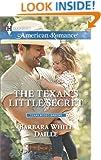 The Texan's Little Secret (Texas Rodeo Barons Book 2)