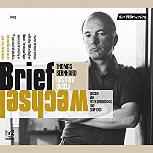 Briefwechsel Audiobook