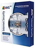 AVG Internet Security 8.0, 3 User Edition, 2 Years Subscription (PC)