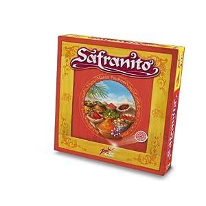 Safranito Zoch Verlag Board Game