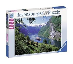 Ravensburger Norwegian Fjord - 1000 Piece Puzzle