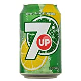 7UP Lemon, Lime 330ml (Packung 24)