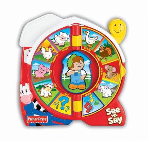 Fisher-Price See 'n Say The Farmer Says (Fisher Price Musical Farm compare prices)