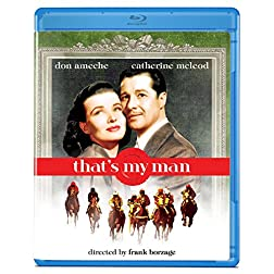 That's My Man [Blu-ray]
