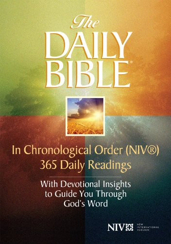 Download The Daily Bible® -- in Chronological Order (NIV®)