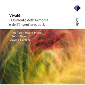 Le quattro stagioni [The Four Seasons], Violin Concerto in G minor Op.8 No.2 RV315, 'Summer' : I Allegro non molto
