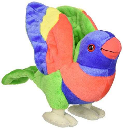 "Wild Republic CK-Mini Lorikeet 8"" Animal Plush"
