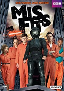 Misfits: Season 3 [DVD] [Region 1] [US Import] [NTSC]
