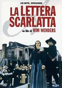 Amazon.com: La Lettera Scarlatta (1972): Senta Berger, Lou Castel