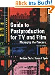 Guide to Postproduction for TV and Fi...