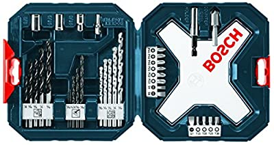 Bosch MS4034 34-Piece Drill and Drive Bit Set from Bosch