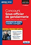 Concours Sous-officier de gendarmerie...