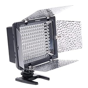 YONGNUO YN-160 LED Video Light Video Leichten Lample für Canon Nikon Olympus von Koolerton