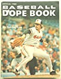 img - for Sporting News Official Baseball Dope Book 1980 book / textbook / text book
