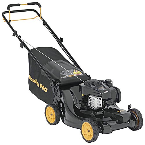 Poulan pro 961420135 CleanScape 21 Inch 140cc Front Wheel Drive Mower