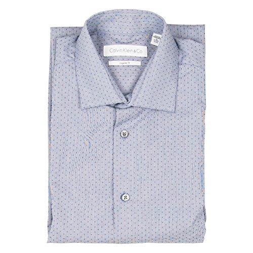 Calvin-Klein-Co-Mens-Regular-Fit-Dress-Shirt