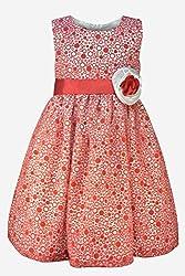 NET RED DRESS