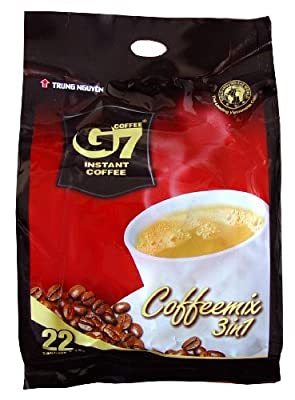 G7 Instant Coffee 3-in-1, 22 Servings, Garden, Lawn, Maintenance by Outdoor&Lawn