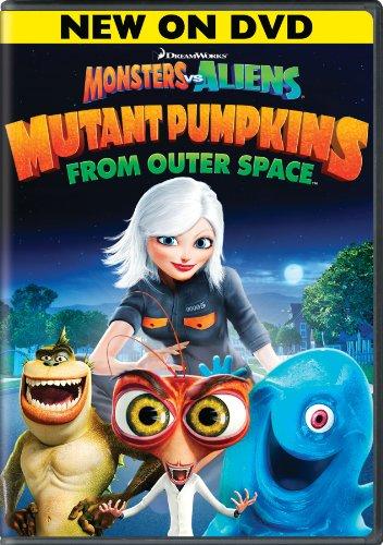 Monsters vs Aliens: Mutant Pumpkins from Outer Space / Монстры против пришельцев: Тыквы мутанты из открытого космоса (2009)
