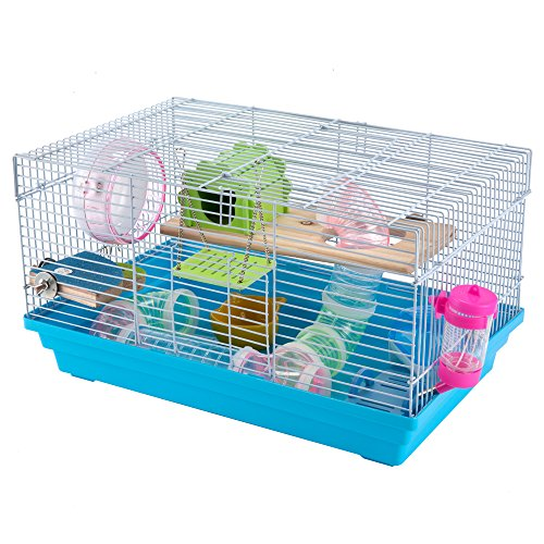 Hamster -Small Animal Cage Large 510ezg2UJEL