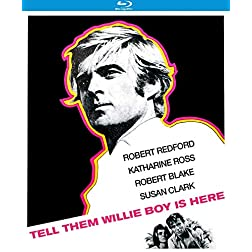 Tell Them Willie Boy Is Here [Blu-ray]