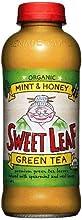 Sweet Leaf Tea Mint amp Honey Green Tea 64 oz Bottles  3 pk