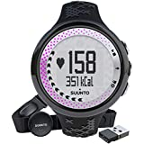Suunto 1339809794 M5 Heart Rate Monitor, Women's (Black/Pink)
