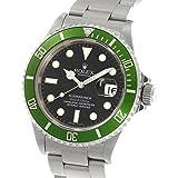[ロレックス]Rolex サブマリーナ グリーンベゼル デイト Z番 16610LV デットストック ROLEX 腕時計【安心保証】【中古】 [並行輸入品]