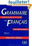 Grammaire progressive du fran�ais (60...