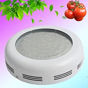 Hausbell (TM) UFO-03 90W(45pcs*3W/LED) 2000Lumen 50000hrs Indoor LED Plant Grow Light Panel for Garden Hydroponic Plant Germinating / Growing / Flowing / Seeding Red & Blue LED