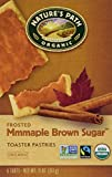 Nature's Path Frosted Toaster Pastry, Brown Suger Maple Cinn, 11 oz, 6 ct, 2 pk