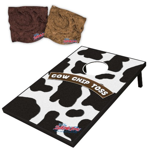 Wild Sports Cow Chip Toss Game