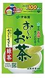 伊藤園 おーいお茶 さらさら抹茶入り緑茶 80g