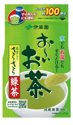 お~いお茶 さらさら抹茶入り緑茶