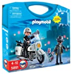 Playmobil 5891 Police Carrying Case