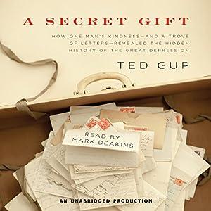 A Secret Gift Audiobook