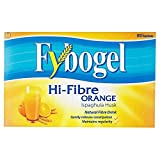 2 x Fybogel Hi-Fibre Orange 30 Sachets