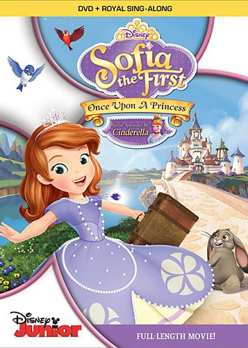 Sofia The First: Once Upon A Princess front-556060