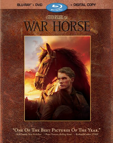 War Horse (4-Disc Combo Pack) [Blu-ray + DVD + Digital Copy]