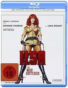 Ilsa - The Mad Butcher - Goya Collection [Blu-ray]