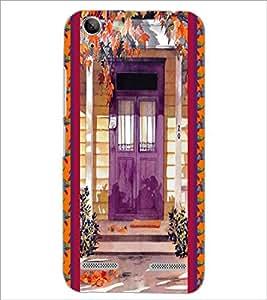 PrintDhaba House D-3748 Back Case Cover for LENOVO VIBE K5 (Multi-Coloured)