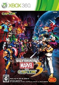 ULTIMATE MARVEL VS. CAPCOM(R) 3(アルティメットマーヴルバーサスカプコン3)  予約特典ニューエイジオブヒーローズ パック付き