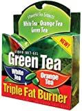 Applied Nutrition Green Tea Triple Fat Burner Liquid Softgels, 30 ct