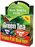Applied Nutrition Triple Fat Burner, Green Tea, Maximum Strength, Liquid Soft-Gels, 30 Ct.