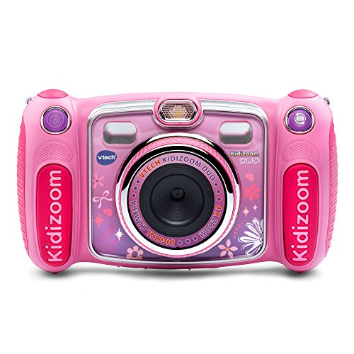 VTech Kidizoom DUO Camera - Pink - Online Exclusive (Kids Digital Camera compare prices)