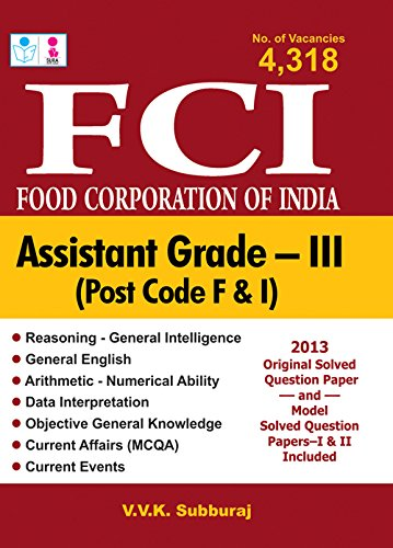 essay on food corporation of india Food corporation of india every year conducts so many exams for recruiting various posts in fci lots of students will apply for food corporation of india recruitment.